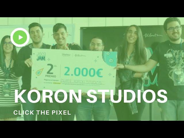 This is entertainment. Entrevista a Koron Studios