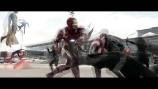 Star Wars vs Marvel Trailer (FanMade)