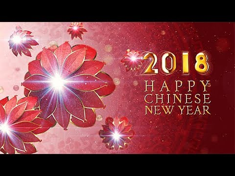 Happy Chinese Holiday - After Effects Template - YouTube