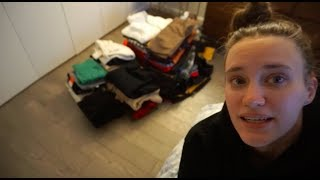 Vlog Day 10: My facial, amazon orders and selling my clothes