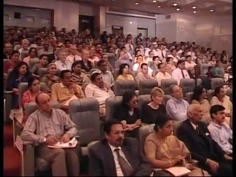 2000-0311 Public Program Talk, Stress and Tension Management through Sahaja Yoga, Mumbai