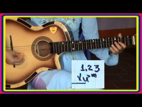 GUITAR: KA Lý giao duyên - câu rao ( tập 3)