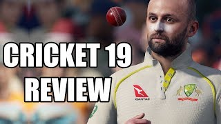 Cricket 19 Review - The Final Verdict (Video Game Video Review)