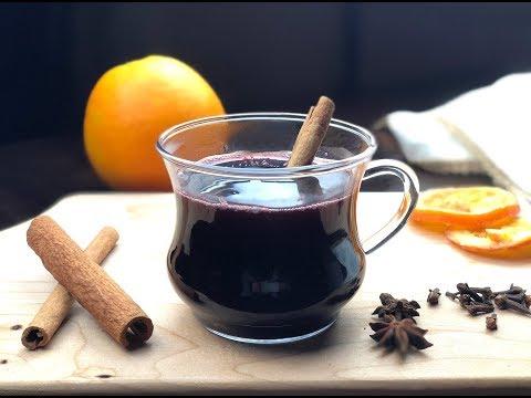 Mulled Wine / Gluhwein Recipe