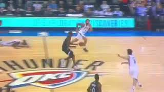 ANDREW WIGGINS GAME WINNING SHOT Thunder vs Timberwolves FINALS SECONDS OF GAME
