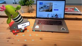 Interactive AR App With User Control for Your 3D Design Portfolio