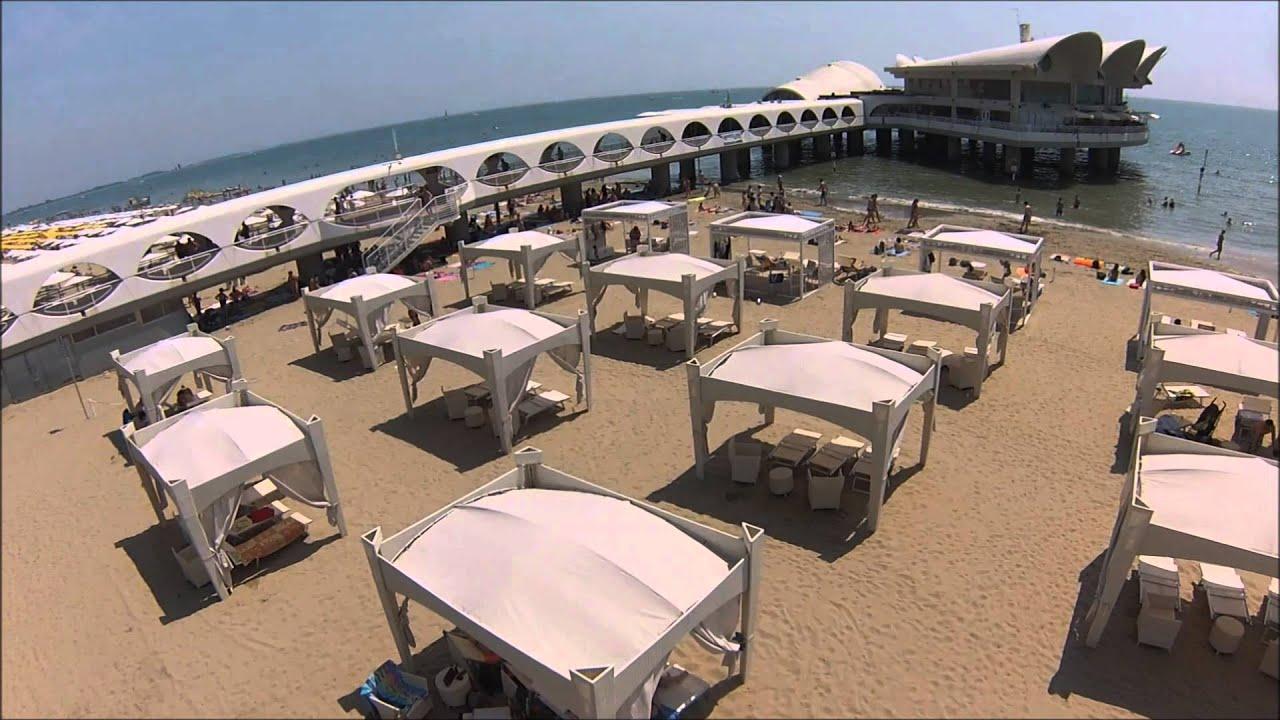 terrazza a mare Lignano sabbiadoro - YouTube