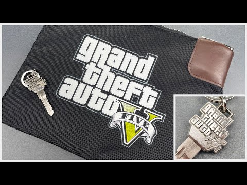 "[1286] ""Grand Theft Auto"" Cash Deposit Bag Picked"