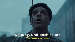 Rammstein - Deutschland Sub Alemán Español