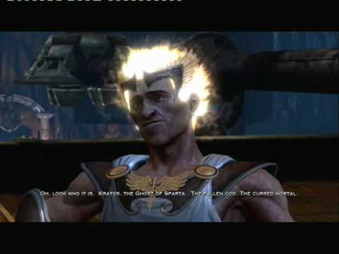 God of War III: Hermes