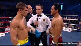 VASYL LOMACHENKO VS CHARLIE SUAREZ FULL HIGHLIGHT SECRET Fight PART 1