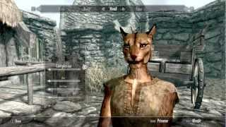 Repeat youtube video Skyrim #1 - You Into Beastiality?