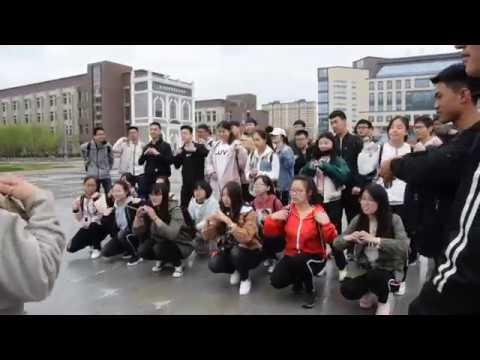 Shanxi Province's Universities students club activities