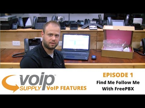 VoIP Features With Marc Spehalski | Find Me Follow Me on FreePBX