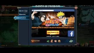 Naruto Online - Como Ganhar Varios Cupons Sem Hacker