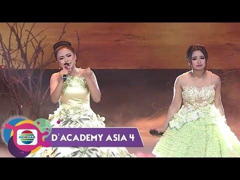 SUSAH BERNAFAS!! Lihat Penampilan Selfi (Indonesia) & Aulia Hingga Mendapat All SO! - DA Asia 4