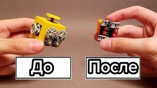 Как сделать Антистресс Кубик из ЛЕГО