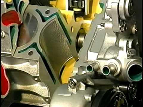 Corvette C5 Z06's LS6 Engine -- GM Promotional Video