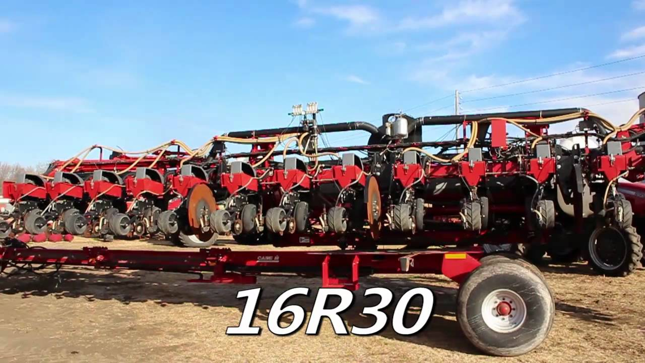 Case Ih 1200 16r30 Orhtman Row Guide Expensive Option Planter