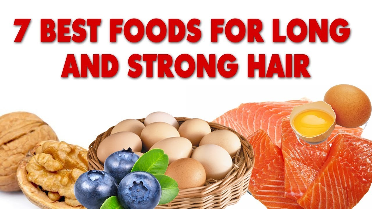 7 foods long and strong