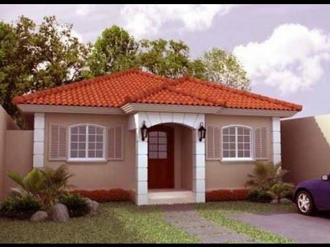 Planos de casas de tres recamaras con medidas youtube for Fachadas de casas modernas en honduras