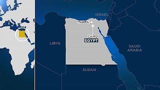 В церкви египетского города Танты произошел взрыв