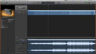 MP3 - Geschwindigkeit und Tonhöhre anpassen mit Garageband