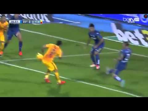 Neymar Amazing skills vs getafe