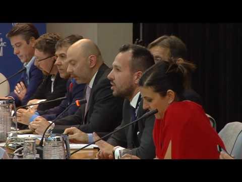 Stavros Drakoularakos I Delphi Economic Forum 2017