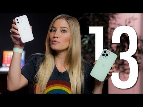 iPhone 13 and iPhone 13 Pro | What's New?!