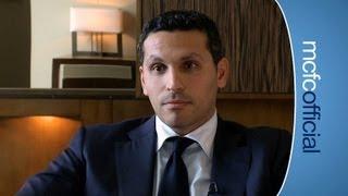 Khaldoon Al Mubarak - Manchester City Chairman: Interview
