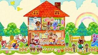 SALA DE JUEGOS | Animal Crossing Happy Home Designer #6