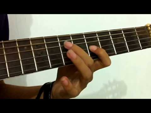 tutorial adera-lebih indah (guitar intro )