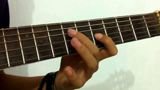 tutorial adera-lebih indah (guitar intro )