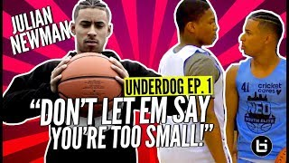 Julian Newman Opens Up About Playing LaMelo Ball + Has a MESSAGE For ALL HOOPERS! thumbnail