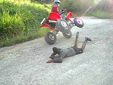 stunt video