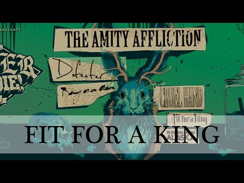 Fit For A King [Never Say Die! Tour Live In Berlin 2015]