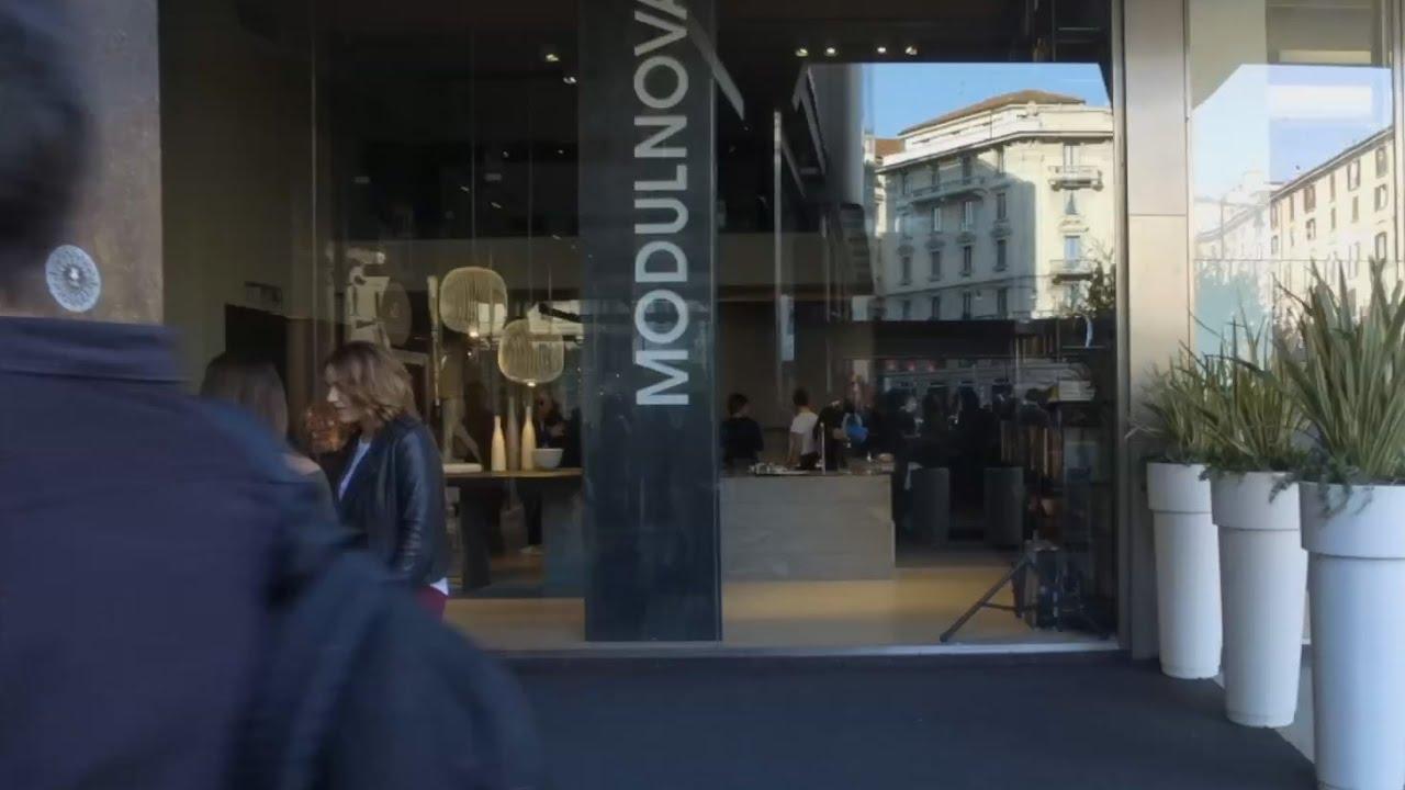 Modulnova salone del mobile di milano 2017 youtube for Fiera di milano 2017