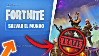 Fortnite save the world for FREE TRUCAZO ps4 xbox one pc...