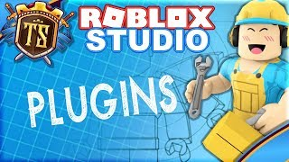 LEARN HOW TO IMPORT YOUR ROBLOX CHARACTER WITH PLUGINS! -Ep 9 | English Roblox Studio