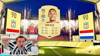FIFA 20 - OMFG MY BEST PACK AND PACK OPENING EVER!!!