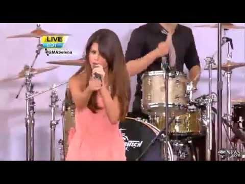 Selena Gomez & The Scene - Who Says Live On Good Morning America (6/17/2011)