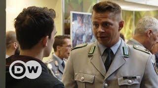 Bundeswehr: Rekruten verzweifelt gesucht | DW Deutsch