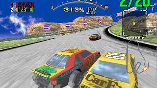 Daytona USA Advanced Course (Emulator Play No TAS)