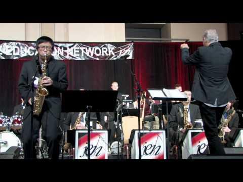 Bob Mintzer and USC Thornton Jazz Orchestra at JEN