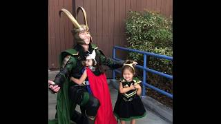 Baby Loki Enlists the help of the Avengers to deliver a Love Letter to Loki