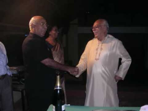 M. K. Balan Nair's 75th B'Day Party