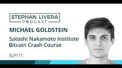 SLP111 Bitstein - Satoshi Nakamoto Institute Bitcoin Crash Course