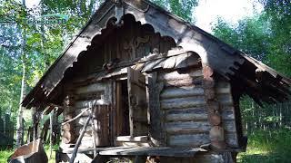 видео Избушка Бабы-Яги в Ульяновке