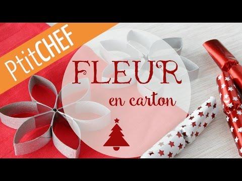 Tutoriel d co fleur en carton pas pas stop motion youtube - Fleur en carton ...